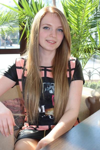 Professionnalisme fille ukrainienne femme fille
